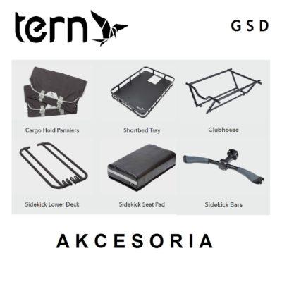 AKCESORIA TERN GSD